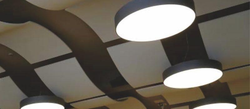 Commercial Lighting Ceiling Light Pelucchi